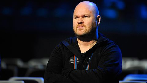 Låtskrivaren och artisten Fredrik Kempe.