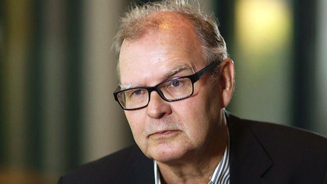 Tord Strannefors, prognoschef på Arbetsförmedlingen.