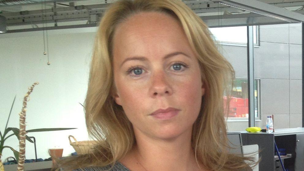 Uppdrag gransknings reporter Jorun Collin.