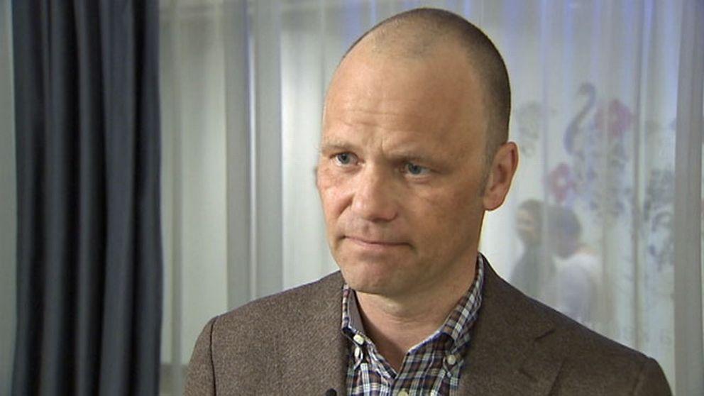 Casten Almqvist – TV4-gruppens VD.