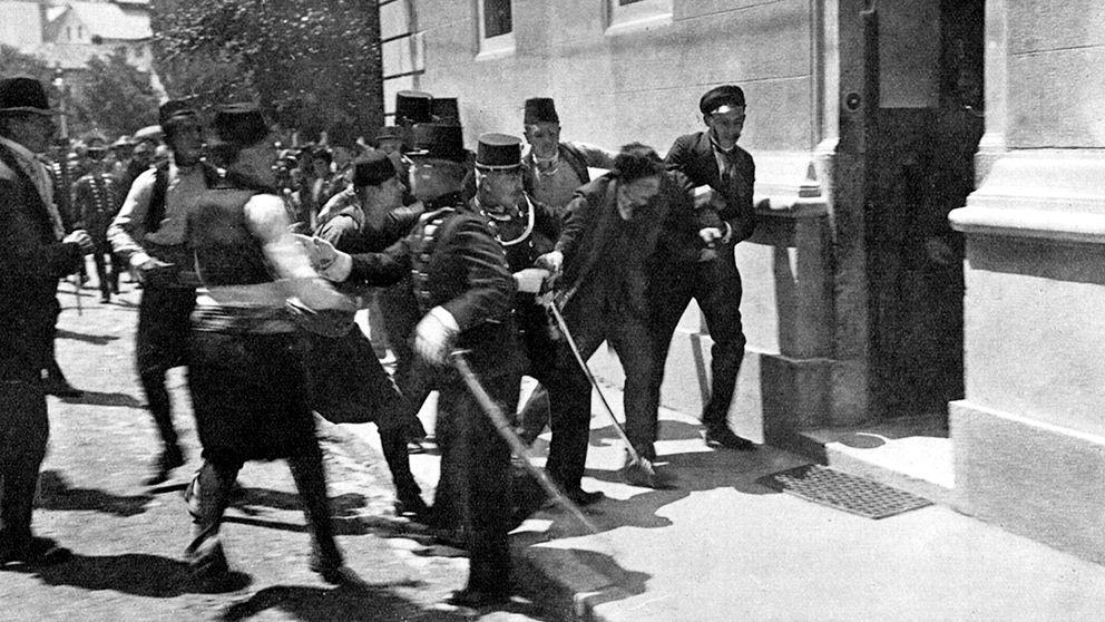 Hundra år sedan skotten i Sarajevo | SVT Nyheter