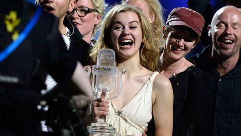 Emmelie de Forest framförde årets vinnarlåt.
