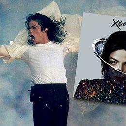 Michael Jackson när han uppträdde under Super Bowl 1993.