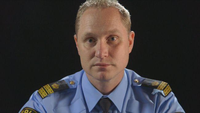Niclas Andersson är chef på närpolisen Västerort.