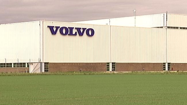 Volvo ce minskar med 1000 personer