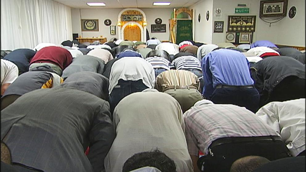 Skärholmens moské 2007.