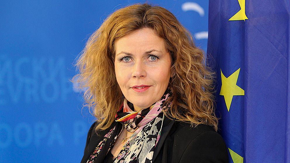 Cecilia Wikström (FP), EU-parlamentariker.