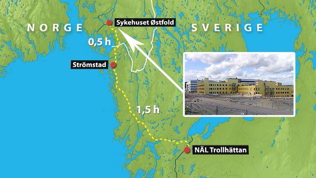 svensk ø nuru norge