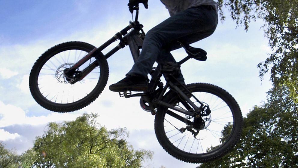 Mountainbike.
