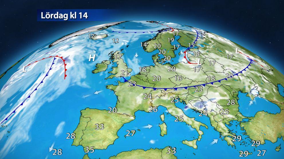 Dejtingsidor Europa Väder