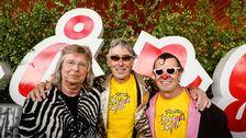 Janne Schaffer, Lasse Åberg och Klasse Möllberg är tillbaka på vägarna med sitt Electric Banana Band.