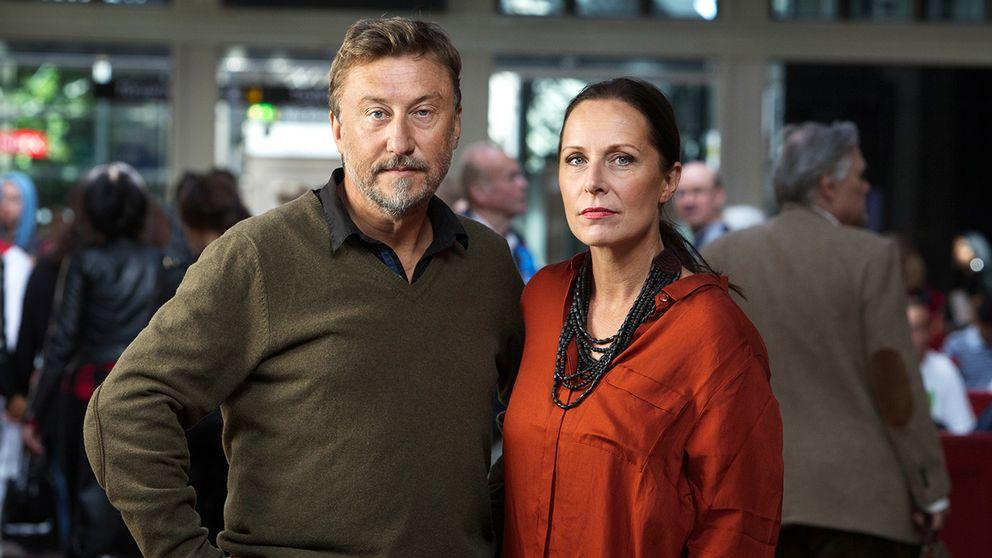 Janne Josefsson och Karin Mattisson, programledare för Uppdrag granskning.