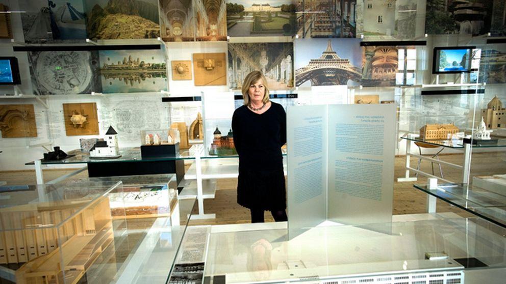 Lena Rahoult blev nyligen uppsagd från sin post som chef från museet.