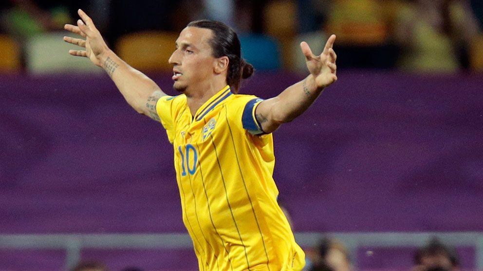 "Zlatan hyllar U17-laget  ""Aldrig kört så fort""  3c362f5d75482"