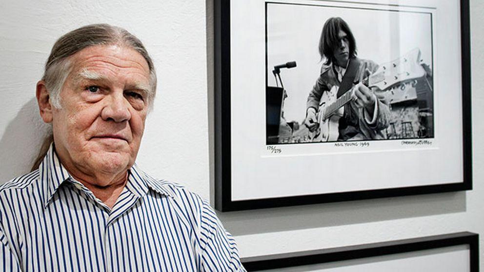 Bildresultat för henry diltz uppsala gitarrfestival