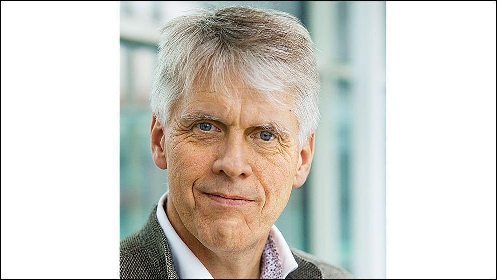 Torbjörn Pettersson, chef för Sidas Afrika-avdelning.