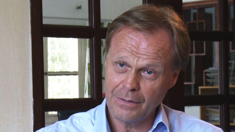 Per Carstedt, tidigare vd för etanolbolaget Sekab, i dag styrelseordförande i EcoEnergy.