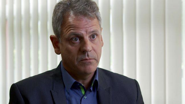 Jan-Olof Lind, generaldirektör FOI.