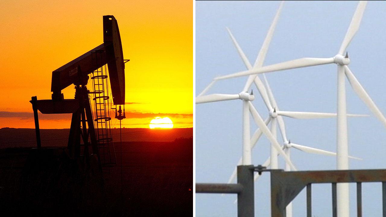 Gore vill ha energirevolution i usa