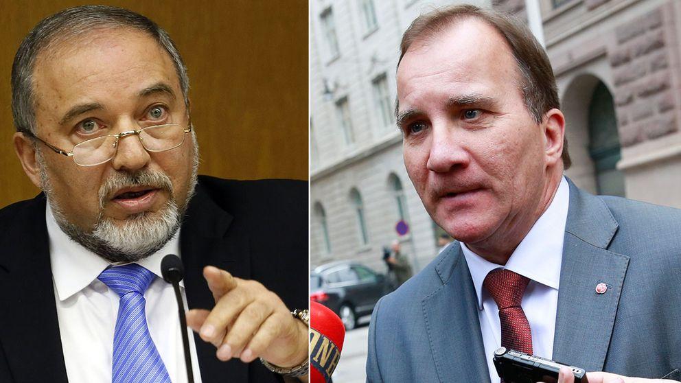 Skarp kritik mot svenske ambassadoren