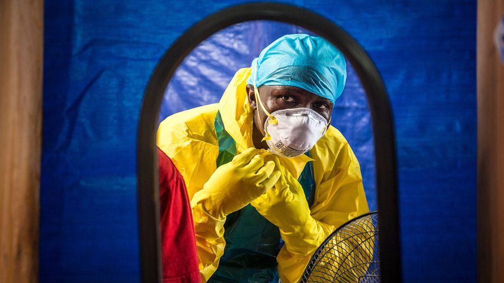 Forskare kan ha ebolasmittats