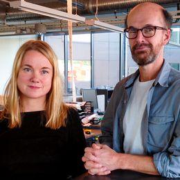 """Uppdrag gransknings reportrar Anna Jaktén och Björn Tunbäck har gjort reportaget """"250 000 skäl att vara tyst"""" som sänds i kväll."""