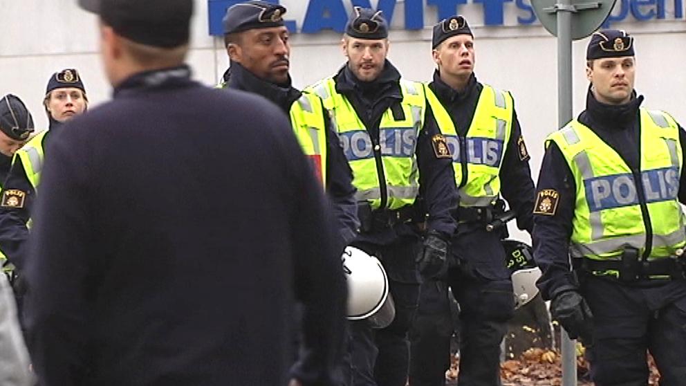 passionerad ledsagare narkotika i Göteborg