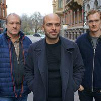 Uppdrag gransknings reportrar Lars-Göran Svensson, Ali Fegan och Herman Reuterswärd.