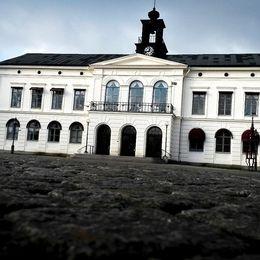 Rådhuset i Köping.