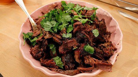 pulled beef högrev recept