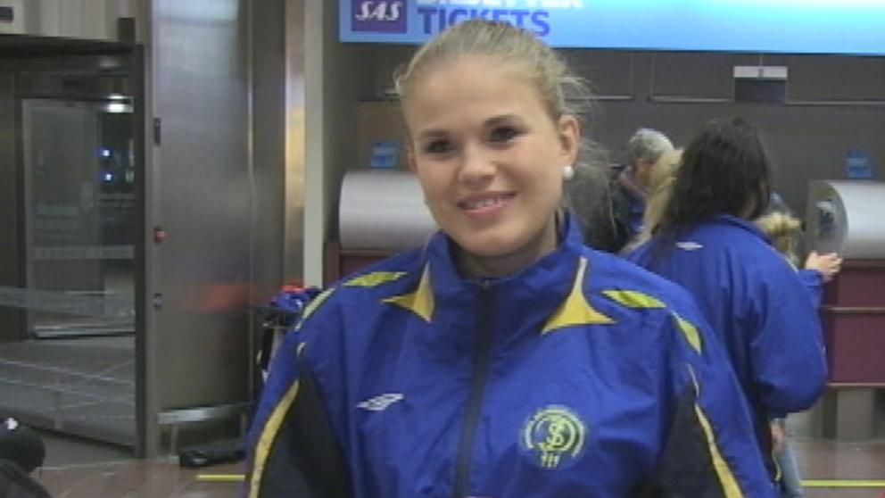 Sverige vann odesmatchen