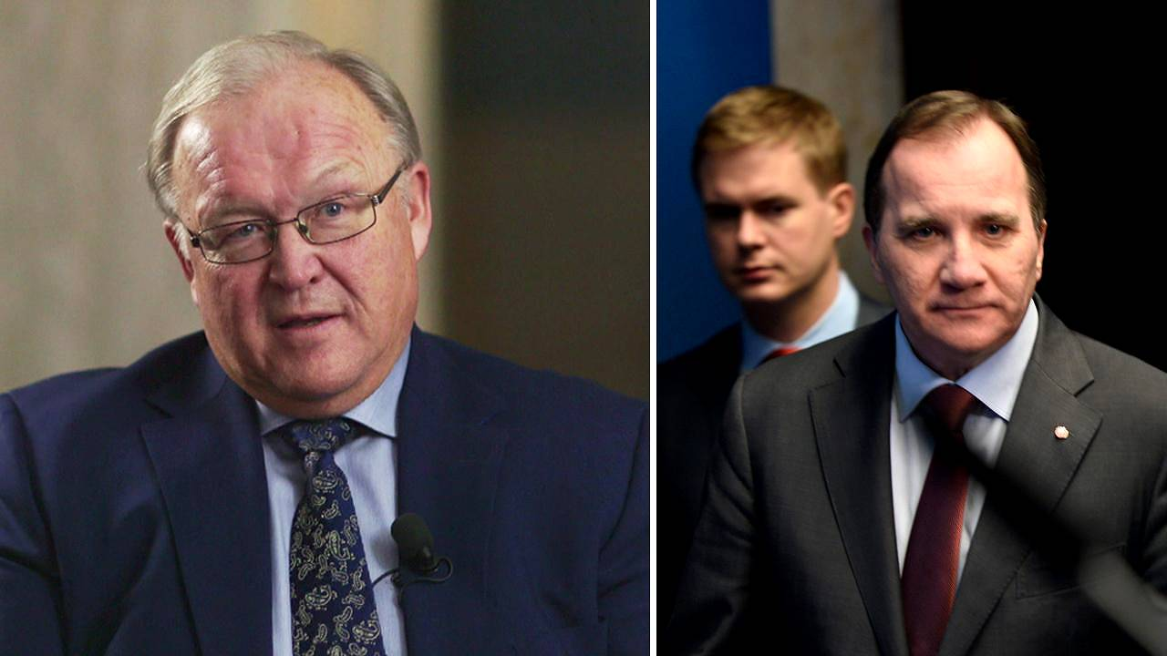 Persson tror pa c samarbete