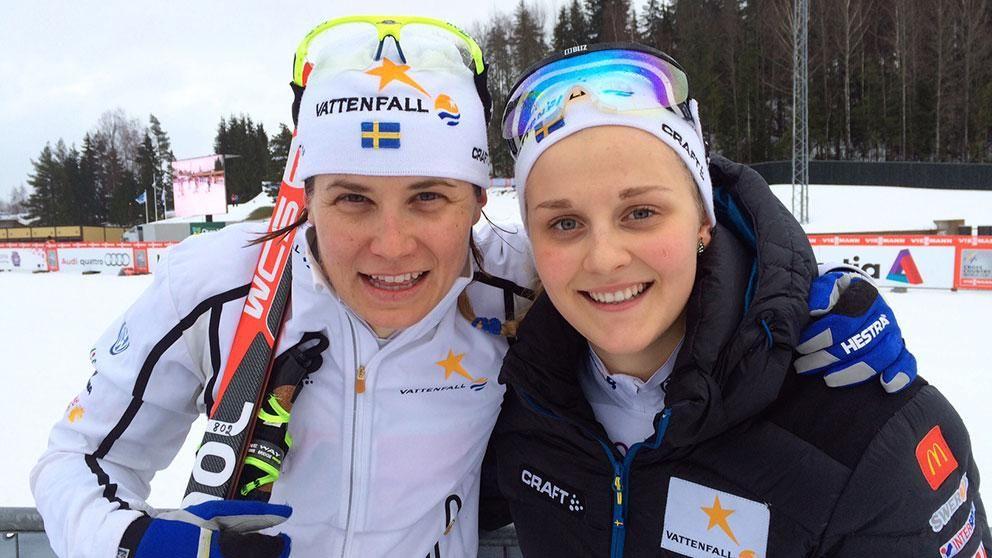 Ida Ingemarsdotter: Stina Nilsson Spurtade Sverige Till Seger