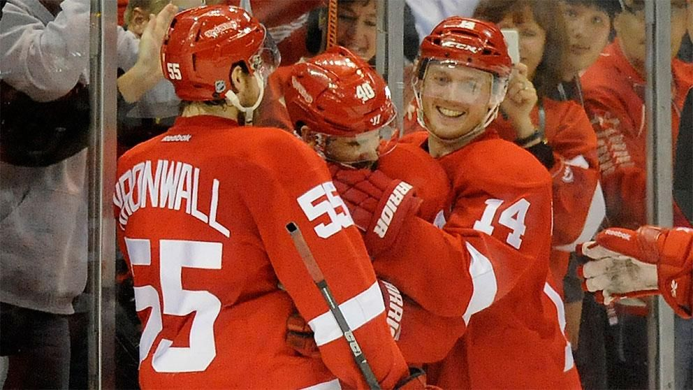Nyquist tog detroit till forlangning