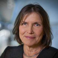 Ingrid Elam, litteraturkritiker och kulturpolitisk kommentator i Kulturnyheterna.