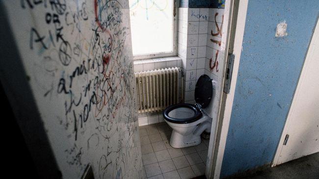 äckliga toaletter gör att barn håller sig u2013 hela dagen SVT Nyheter