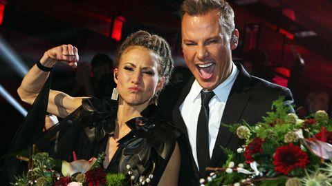 Mariette och Magnus Carlsson är i final i Melodifestivalen 2015.