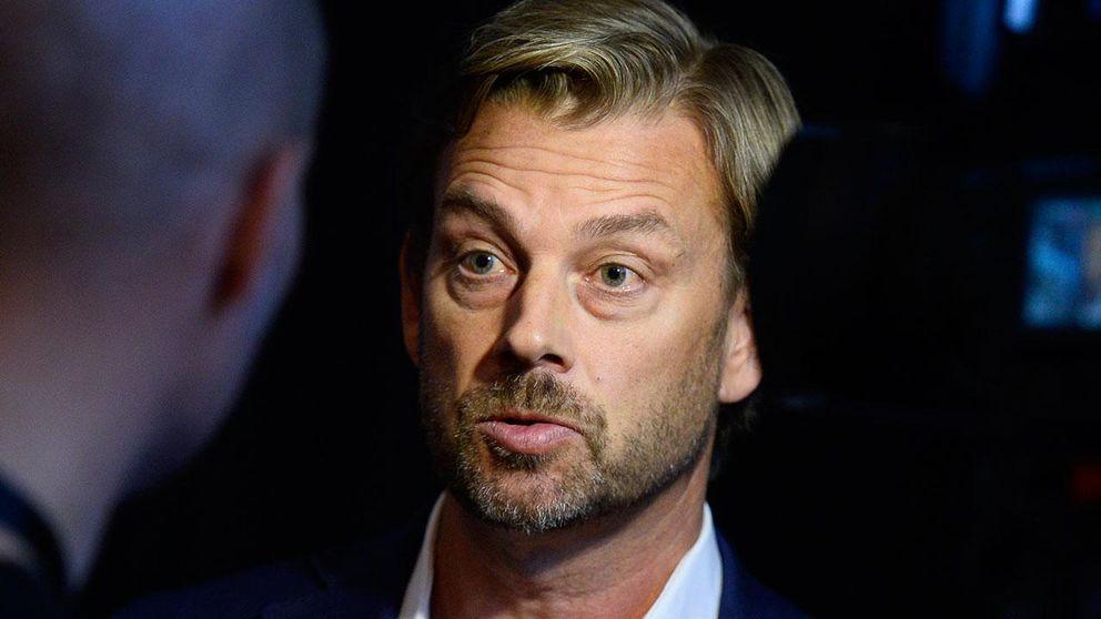 Swedbanks koncernchef Michael Wolf.
