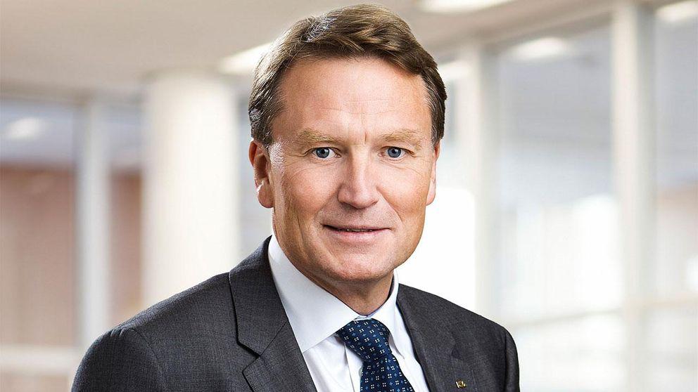 Claes-Göran Sylvén, styrelseordförande Ica Gruppen AB.