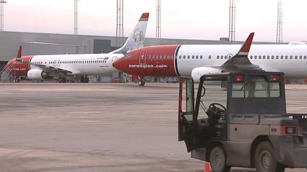 Norwegian betalar fler passagerare