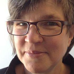 Katarina Jönsson Norling, ordförande i Konstnärernas Riksorganisation.
