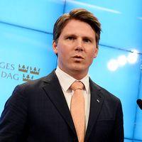 Erik Ullenhag, Folkpartiets ekonomiskpolitiske talesperson