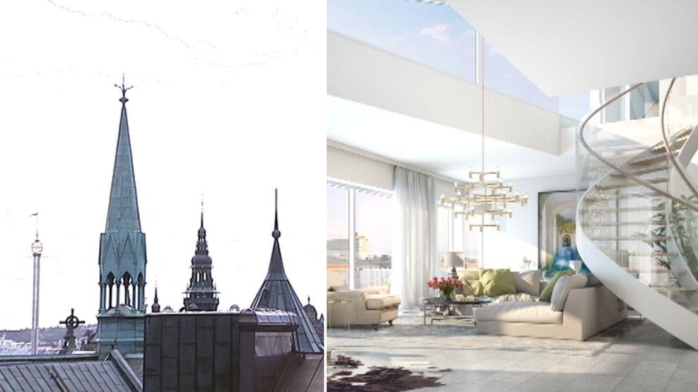 lägenheter till salu östermalm