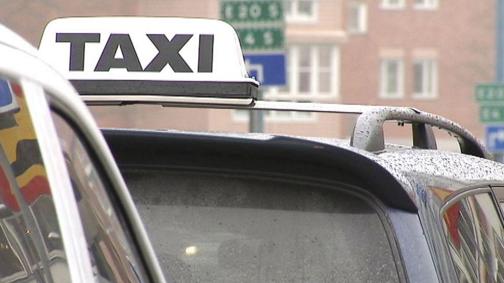 Taxichauffor tog kvinnas hund i pant