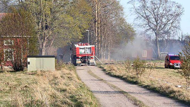 nyheter stor brand koriandergrand