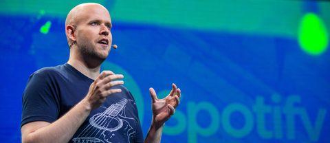 Spotifys vd Daniel Ek är inflytelserik.