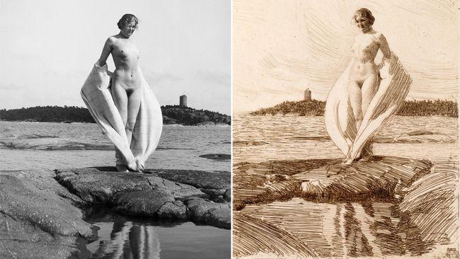 gamla nakna kvinnor nakna tjejer bilder