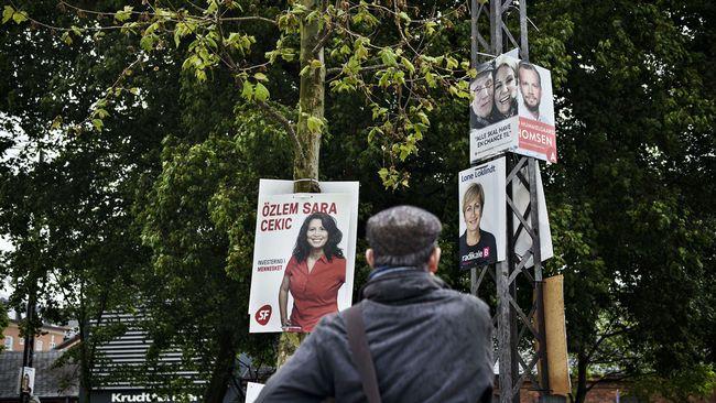Danmarkval Vilket Parti Leder