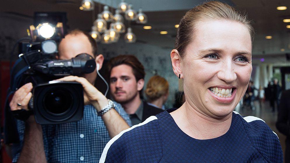 Ny partiledare i danska konservative