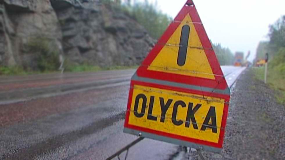 Pojke dog i olycka med fyrhjuling